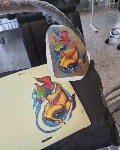Eemelin värikuva harjoitus